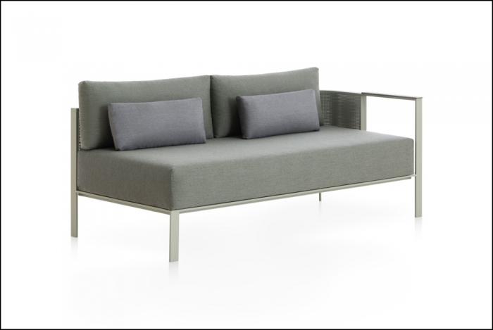 solanas sectional sofa 1 cement grey 3 1 700x469 - Sofa Solanis - Gandia Blasco