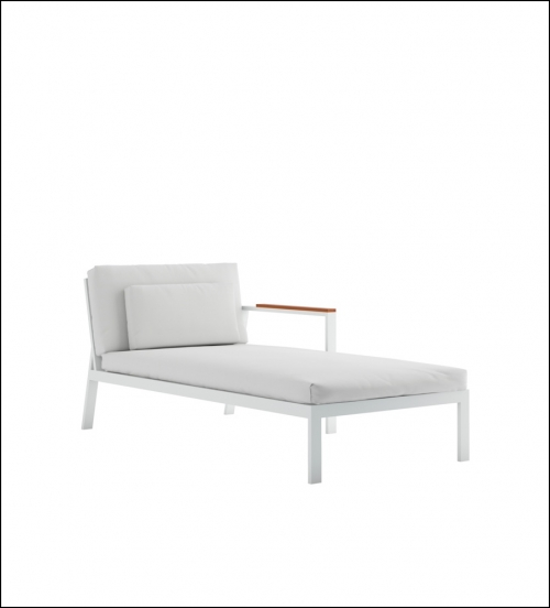 timeless sectional sofa 2 white 2 1 500x552 - Sofa Timeless Modul - Gandia Blasco