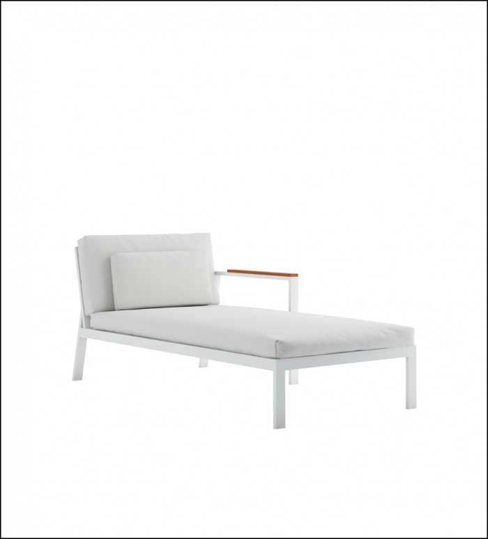 timeless sectional sofa 2 white 2 1 700x773 - Sofa Timeless Modul - Gandia Blasco