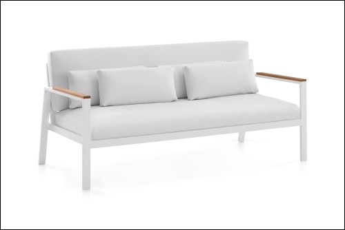 timeless sofa white 2 1 500x334 - Sofa Timeless - Gandia Blasco