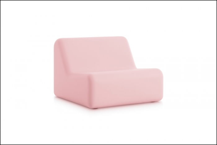 356 armchair pink 700x468 - Stuhl 365 - Diabla