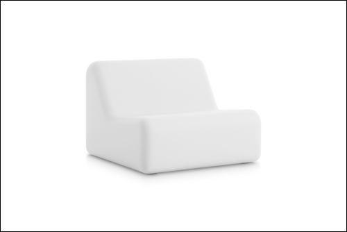 356 armchair white 500x334 - Stuhl 365 - Diabla