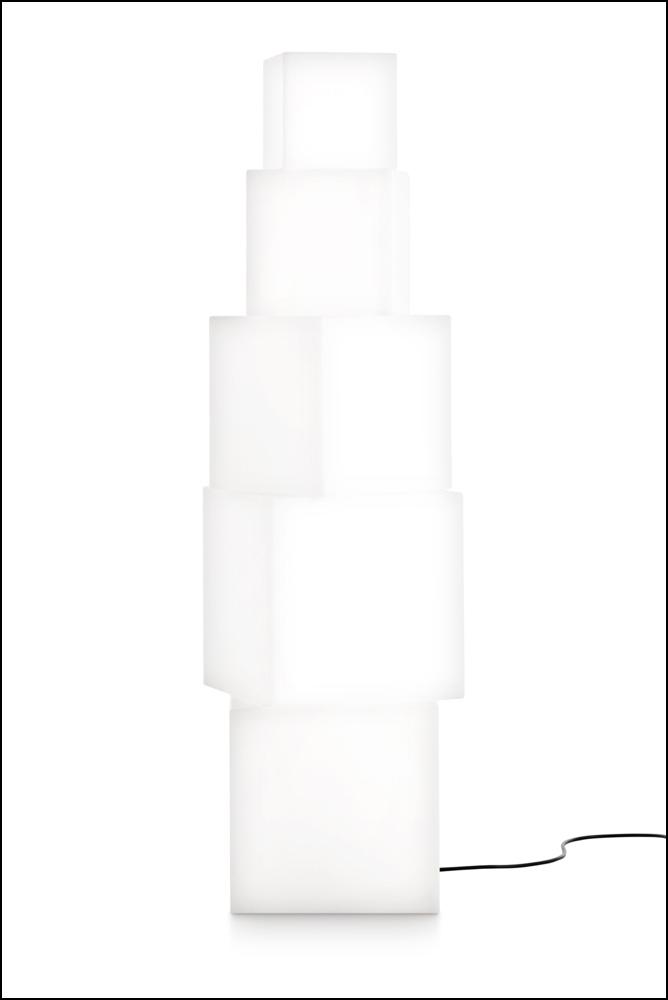 Lamp cubos - Lampe Cubos - Diabla
