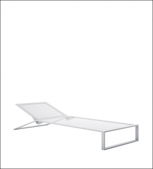 blau white chaiselongue product image 1 500x552 - Liege Blau - Gandia Blasco