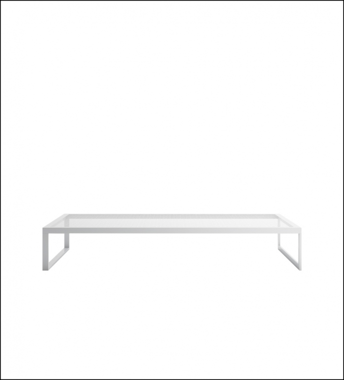 blau white low table 180x90 product image 1 700x773 - Niedriger Tisch Blau - Gandia Blasco