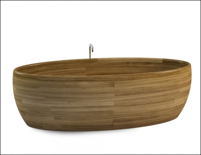 final12 post1 700x540 - Freistehende Vollholzbadewanne Madra - Unique Wood Design